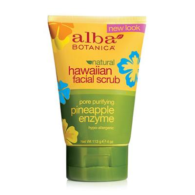 Гавайский скраб для лица alba botanica (Alba Botanica)