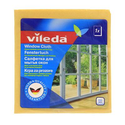Салфетка для мытья окон vileda (Vileda)