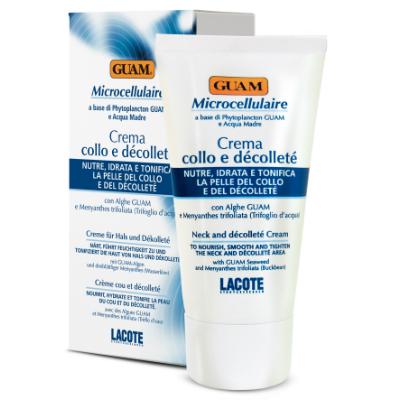 Крем для шеи и декольте microcellulaire guam (Guam)