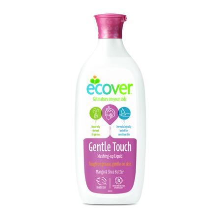 Экологическая жидкость для мытья посуды нежное прикосновение ecover (Ecover)
