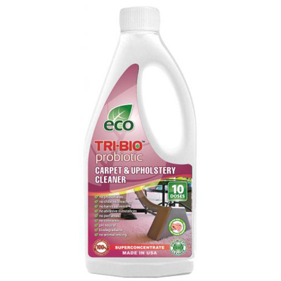Био-средство для чистки ковров и обивки tri-bio