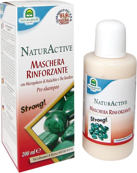 Пре-маска для укрепления волос натурактив natura house (Natura House)