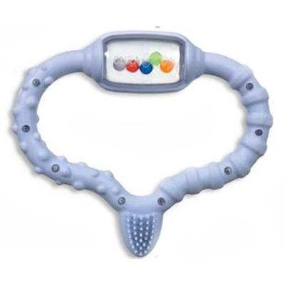 Стимулятор для прорезывания временных зубов голубой curaprox