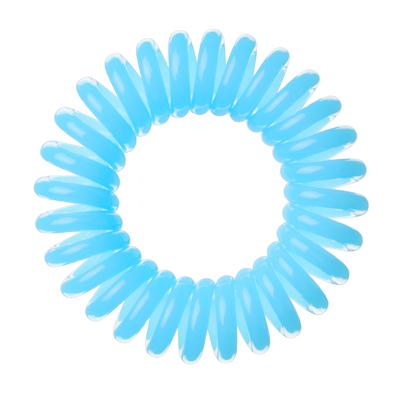 Резинка для волос голубая invisibobble