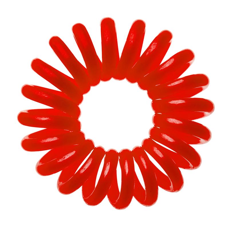 Резинка для волос красная invisibobble (Invisibobble)