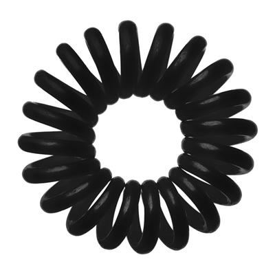 Резинка для волос черная invisibobble