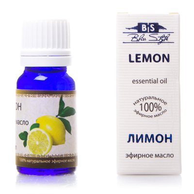 Эфирное масло лимон амрита (Амрита)