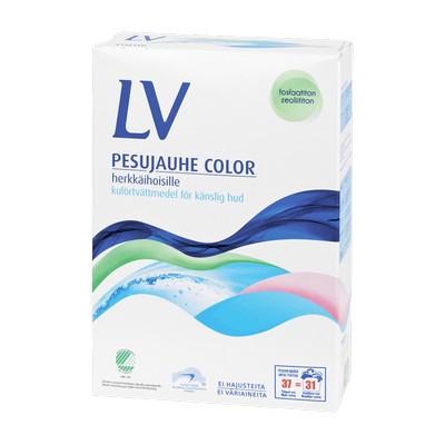 Стиральный порошок-концентрат для цветного белья color 1,35 кг lv (LV)