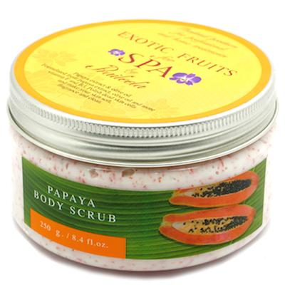 Скраб для тела папайя praileela (Praileela)