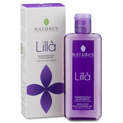 Lilla гель для ванны и душа natures (Natures)