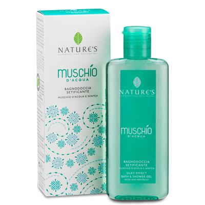 Muschio гель для ванны и душа natures (Natures)