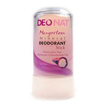 Дезодорант кристалл свежести deonat с мангостином