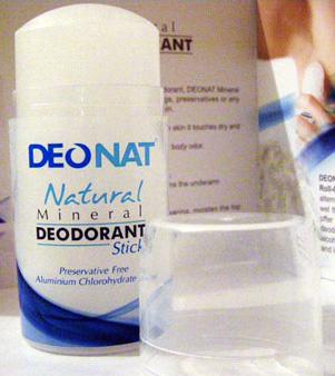 Дезодорант кристалл свежести deonat pushup чистый