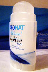 Дезодорант кристалл свежести deonat twistup чистый (DeoNat)