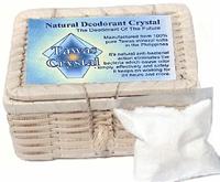 Порошок кристалл свежести (Tawas Crystal)