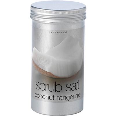 Скраб-соль для тела кокос-мандарин greenland (Greenland)