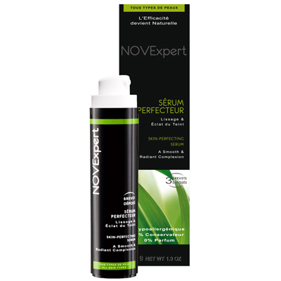 Разглаживающая сыворотка для лица идеальная кожа anti-age novexpert (NOVExpert)