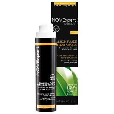 Легкая антивозрастная эмульсия для лица anti-age novexpert (NOVExpert)