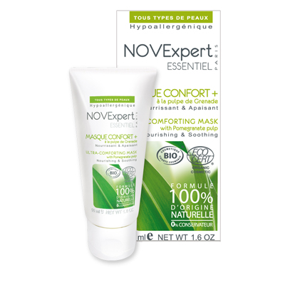 Маска для лица ультра комфорт essentiel novexpert (NOVExpert)