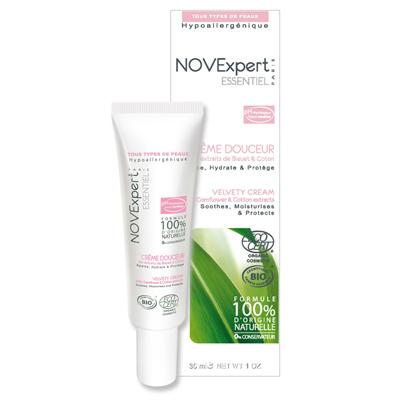 Смягчающий крем для лица essentiel novexpert (NOVExpert)