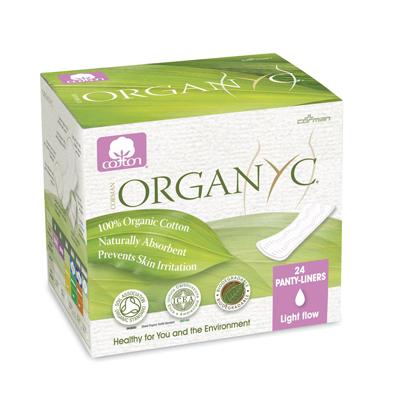 Прокладки на каждый день 1 капля organyc (Organyc)
