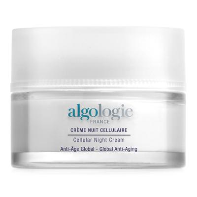 Ночной крем для лица со стволовыми клетками algologie (Algologie)