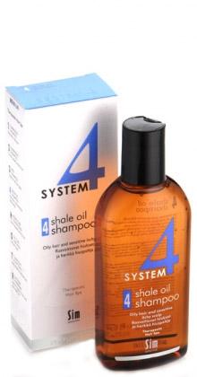 Терапевтический шампунь №4 sim sensetive 215 мл (Sim Sensitive)