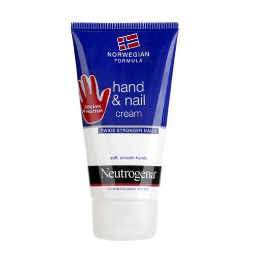 Крем-уход для рук и ногтей (hand  nail cream hand care) neutrogena