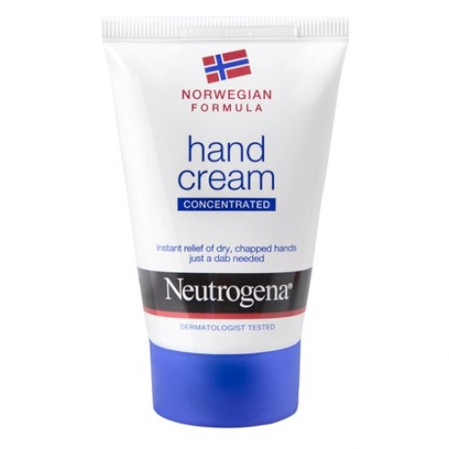 Крем для рук с запахом (hand cream concentrated hand care) neutrogena