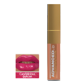 Advanced Line Гель для мгновенного увеличения объема губ (цвет фуксия)