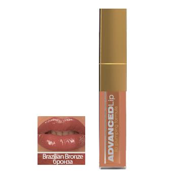 Advanced Line Гель для мгновенного увеличения объема губ (цвет бронза)