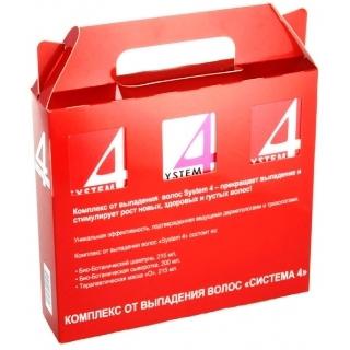 Комплекс для волос система 4 sim sensitive (100 мл) (Sim Sensitive)