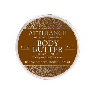 Масло для тела бразильский орех attirance (70 гр)