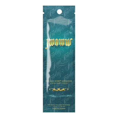 Jwoww one and done intensifier усилитель загара 15 мл australian gold (Australian Gold)