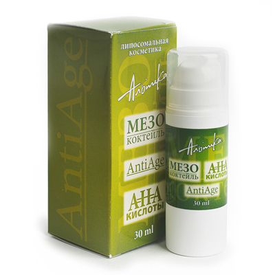 Сыворотка мезококтейль ана-anti age альпика