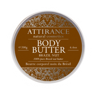 Масло для тела бразильский орех attirance (200 гр)