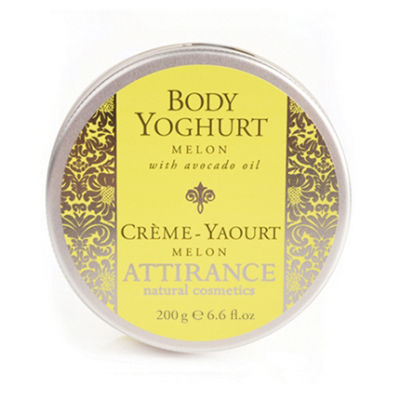 Крем-йогурт для тела дыня attirance (200 гр) (Attirance)