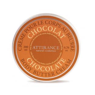 Крем-масло для тела шоколад attirance (Attirance)