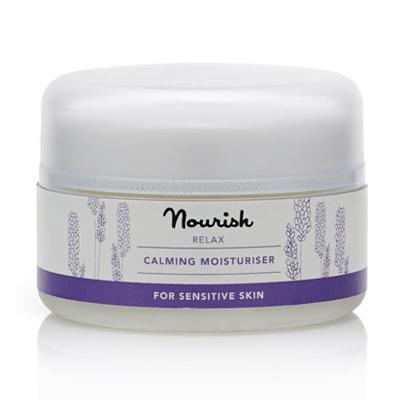Успокаивающий крем для чувствительной кожи лица nourish (NOURISH)