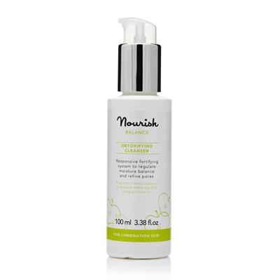 Очищающее молочко для  смешанного типа кожи лица nourish (NOURISH)