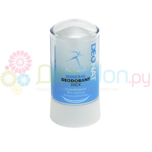 Дезодорант кристалл деонат стик (DeoNat)