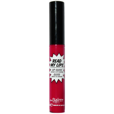 Блеск для губ read my lipgloss hubba hubba! the balm (The Balm)