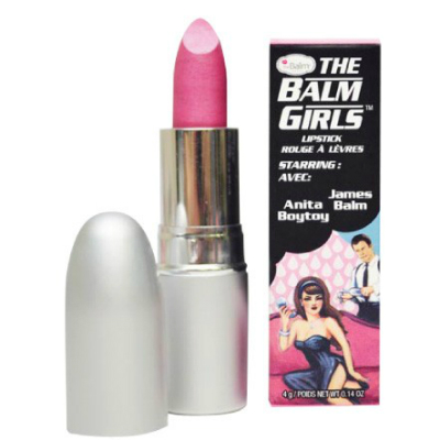 Губная помада thebalm girls anita boytoy the balm (The Balm)