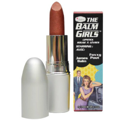 Губная помада thebalm girls foxxy pout the balm (The Balm)