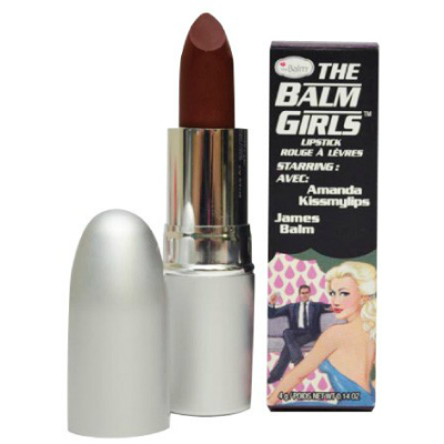 Губная помада thebalm girls amanda kissmylip the balm (The Balm)