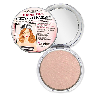 Хайлайтер cindy lou manizer the balm (The Balm)