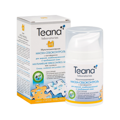 Teana Маска-себоконтроль тиана