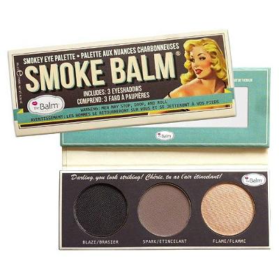 Палетка теней smoke balm #1 the balm