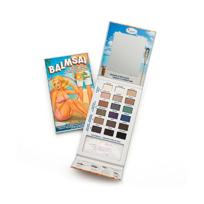 Палетка теней balmsai naughty the balm (The Balm)