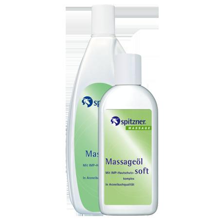 Массажное масло для чувствительной кожи (1000 мл) spitzner (Spitzner)